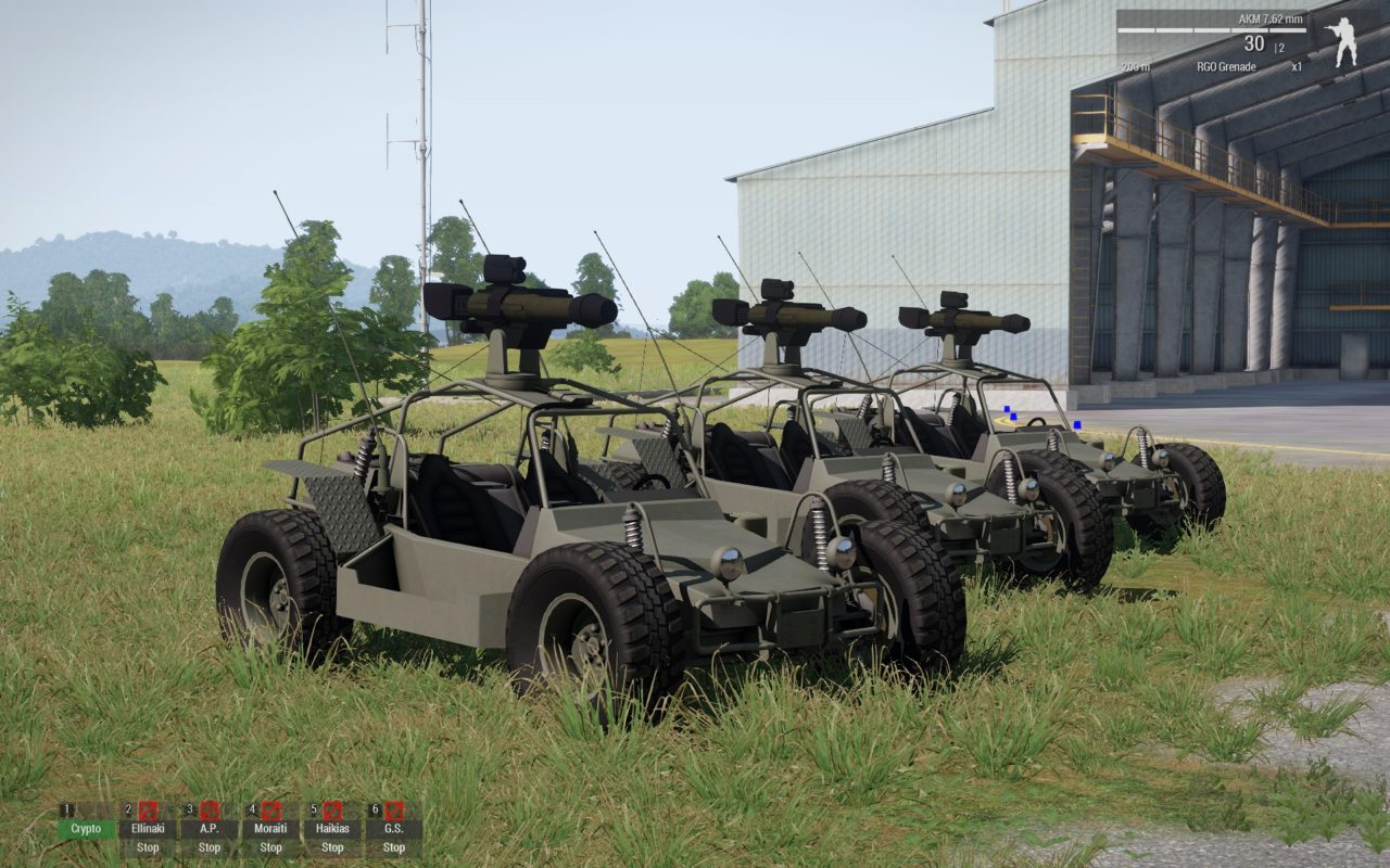 мод Fight For Freedom arma 3