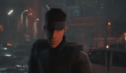 Мод Solid Snake from Metal Gear Solid (PSX) для Resident Evil 2 Remake