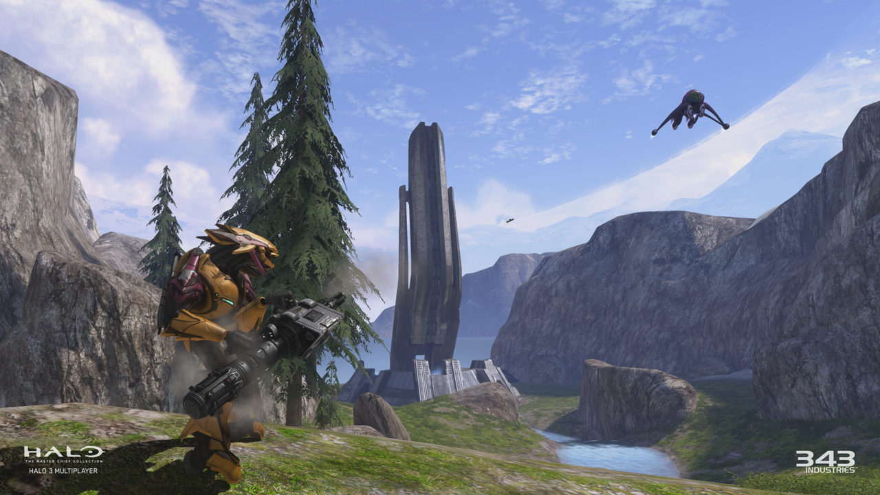 Halo The Master Chief Collection выйдет на РС в Steam