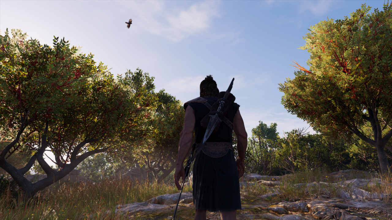 Мод The ACE Visual Overhaul Collection для Assassin's Creed Odyssey's