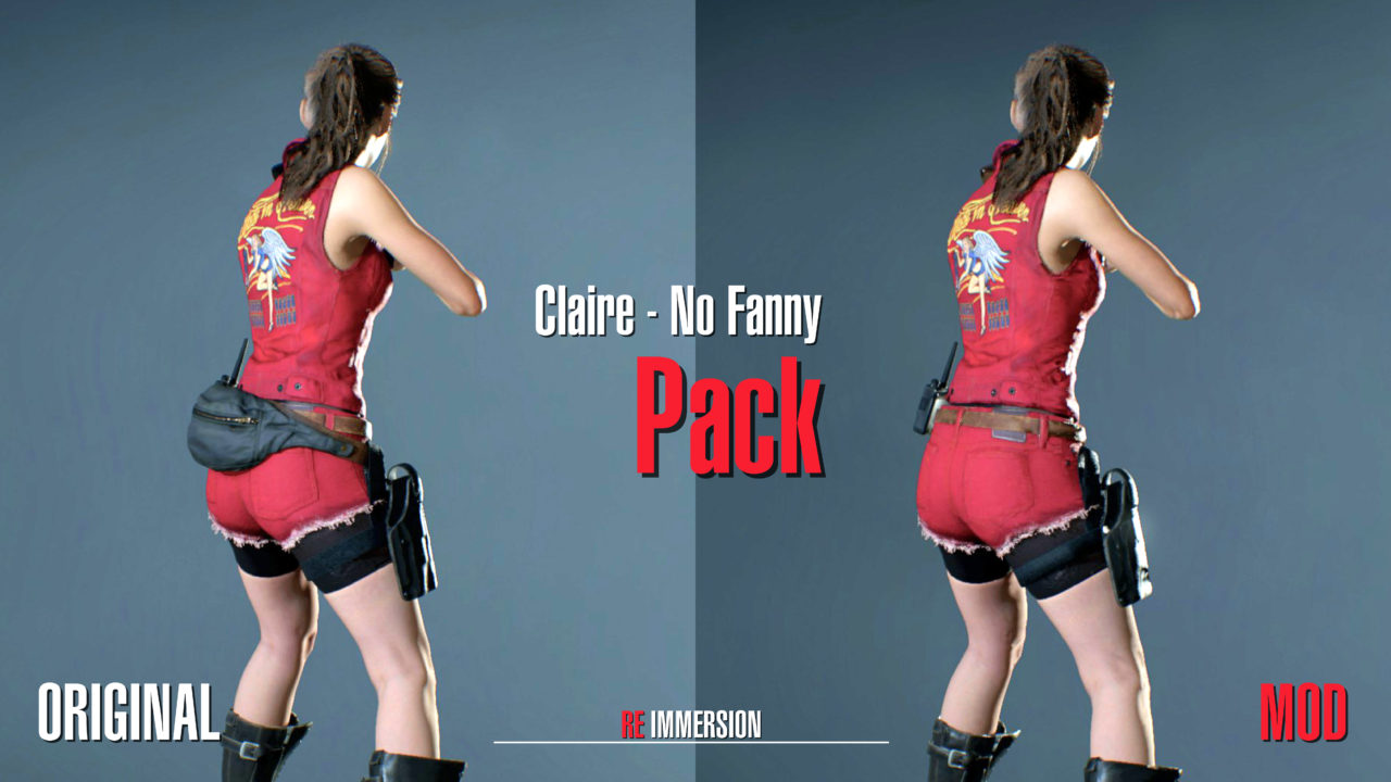 Claire - No Fanny Pack