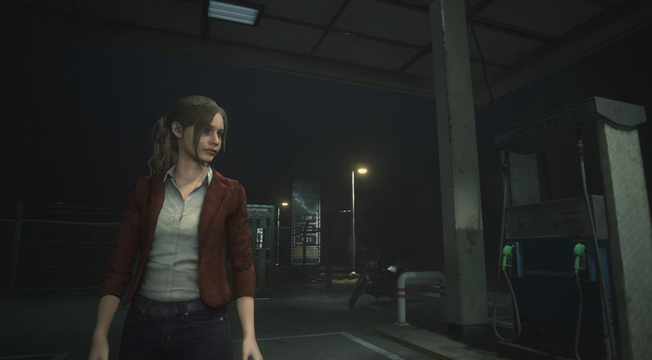 Claire - Revelations 2 Outfit