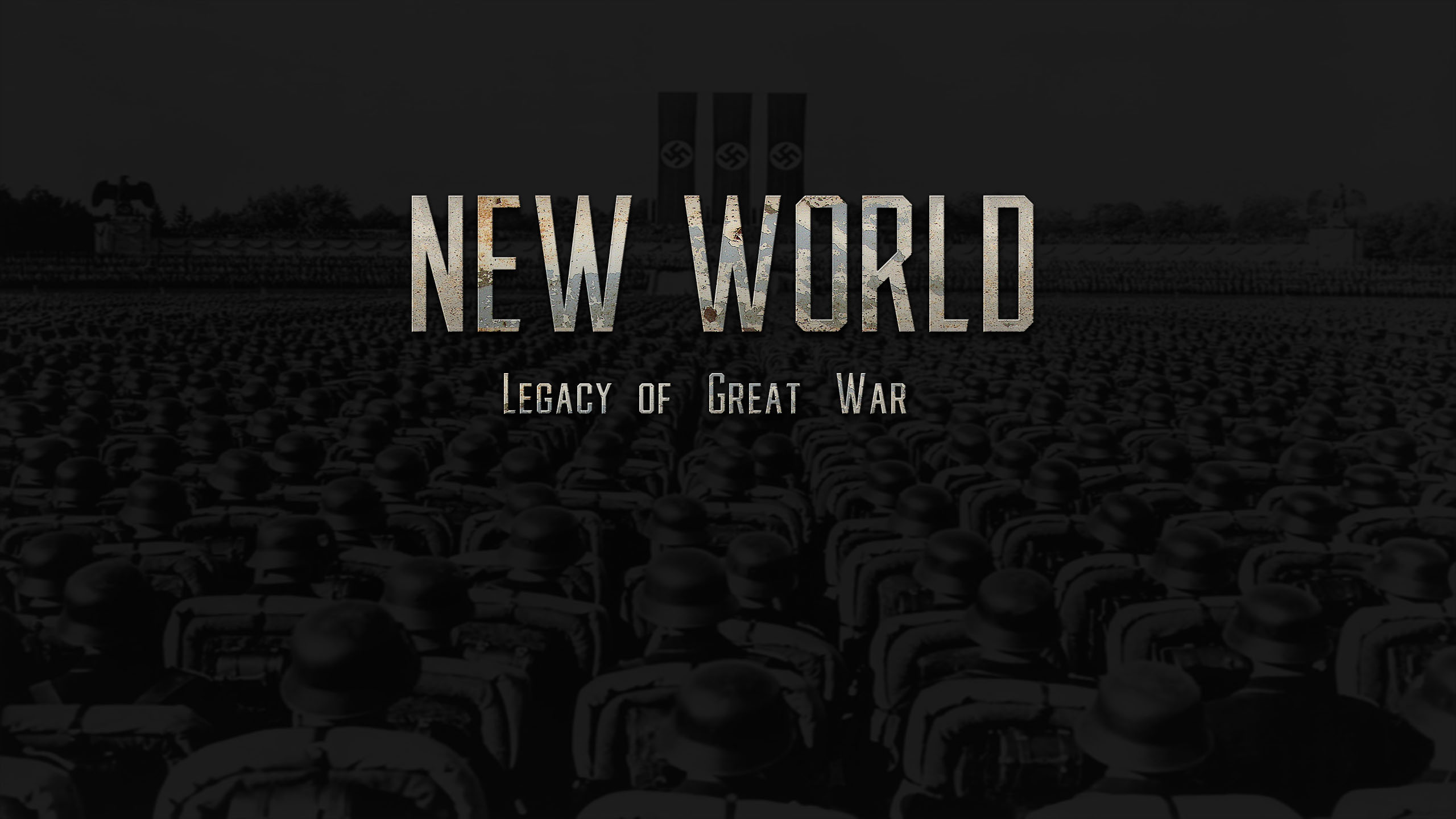 мод New World: Legacy of Great War для Hearts of Iron 4