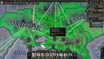 мод Expert AI для Hearts of Iron 4