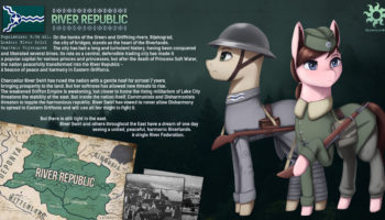 Глобальный мод Equestria at War для Hearts of Iron 4