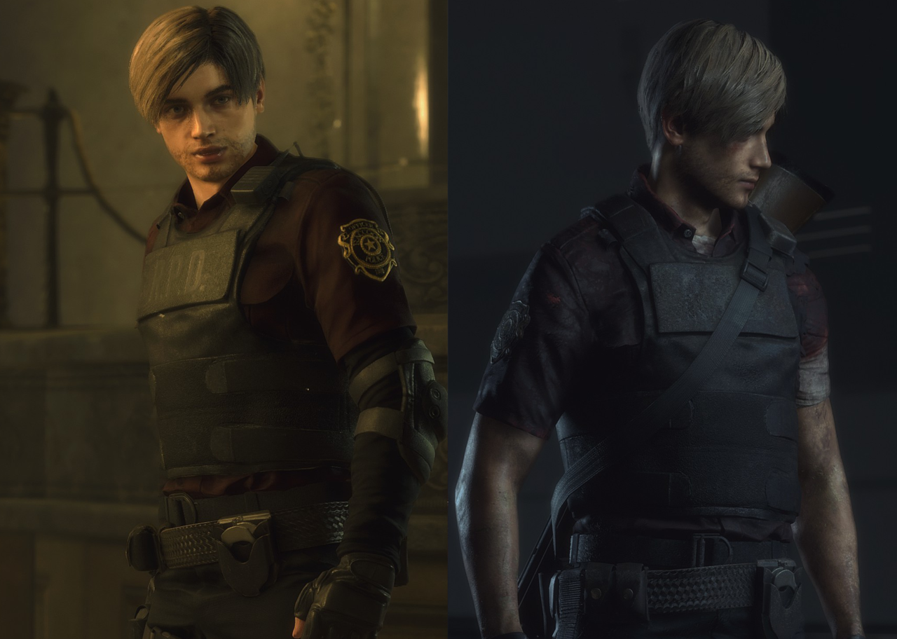 F00X Leon Customization Pack