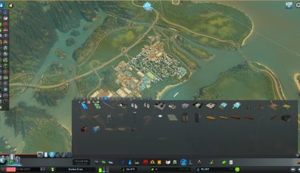 1 Мод More Advanced Toolbar - продвинутая панель инструментов для Cities Skylines