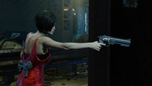 Ada Wong из RE2 Remake