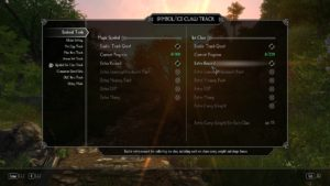 Мод Enderal Tracking Tool для Enderal: Forgotten Stories
