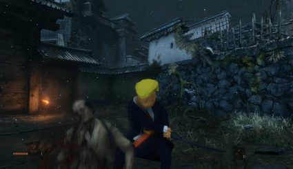 Мод Trump Mod для Sekiro: Shadows Die Twice