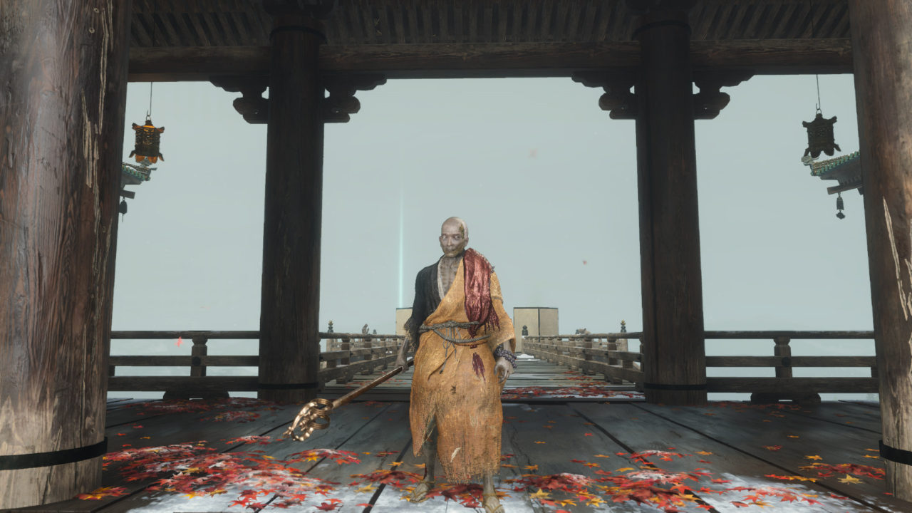Мод Senpou Temple Monks Pack для Sekiro: Shadows Die Twice