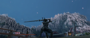Мод Onyx Blade and Gael's Greatsword для SEKIRO: SHADOWS DIE TWICE