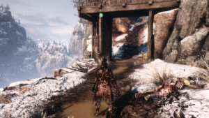 Мод Bloody wolf для SEKIRO: SHADOWS DIE TWICE