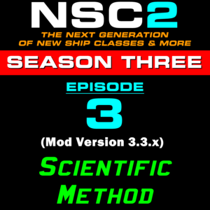Мод NSC2 Season 3 - Episode 3 - Mod Version 3.3.x- для Stellaris