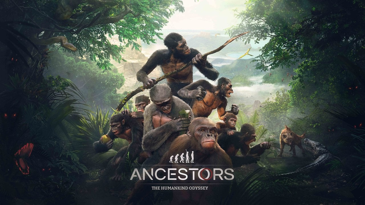 Ancestors: The Humankind Odyssey (PS4, Xbox One, PC)