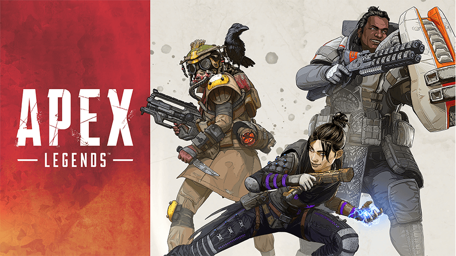 Apex Legends (PS4, Xbox One, PC)