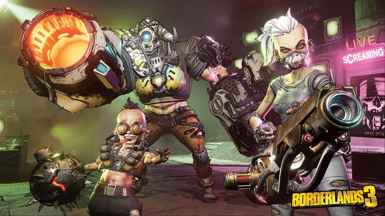 Borderlands 3 (PS4, Xbox One, PC)