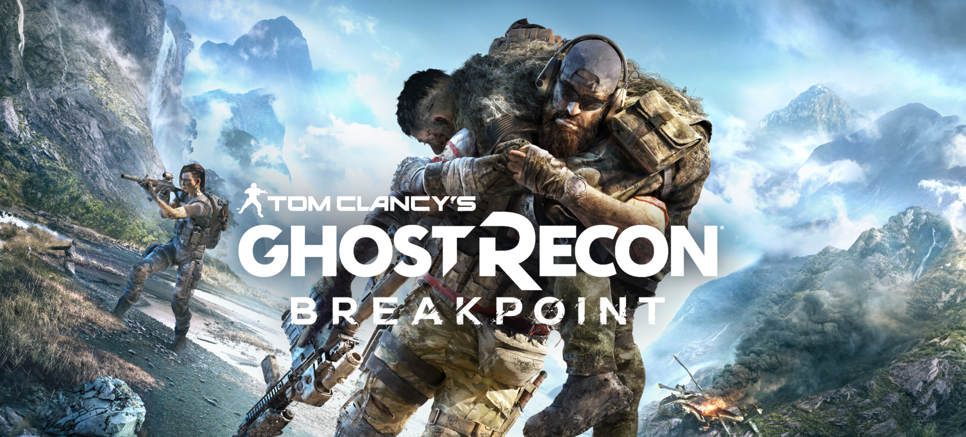 Tom Clancy's Ghost Recon Breakpoint (PS4, Xbox One, PC)