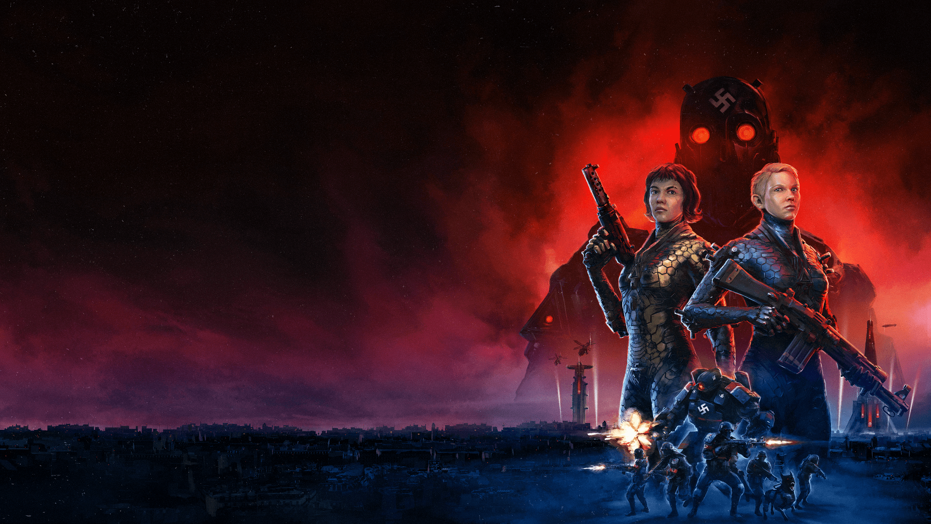 Wolfenstein: Youngblood (PS4, Xbox One, PC, Switch)