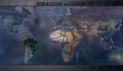 Глобальный мод Führerreich: Legacy of the Great War для Hearts of Iron 4