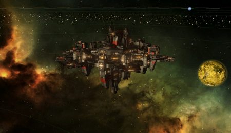 Мод The Expanse Factions & Ships для Stellaris