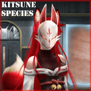 Мод Animated Kitsune Species для Stellaris