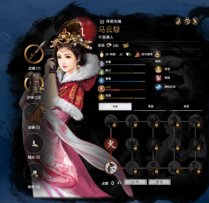 Мод Female General Batch Come - женские герои для Total War: THREE KINGDOMS