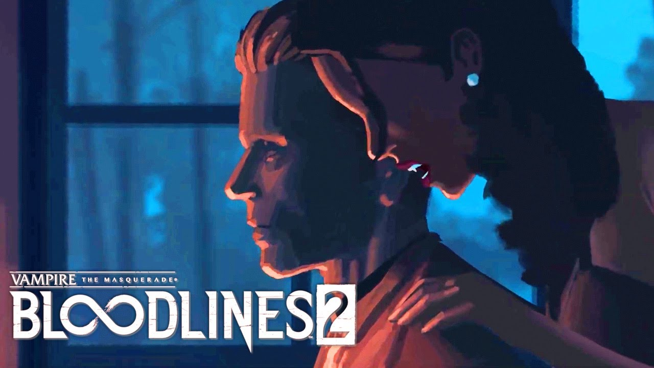 Дневник разработчиков Dev Diary #3 - Vampire: The Masquerade V5 and Bloodlines 2 от 13 августа 2019