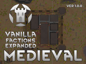 Vanilla Factions Expanded - Medieval