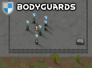 Мод Guards For Me - патрули для RimWorld