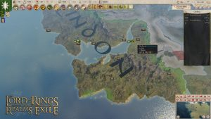 Глобальный мод Lord of the Rings - Realms in Exile для Imperator Rome