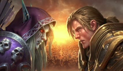 WoW Battle for Azeroth: Обновление 8.2.5