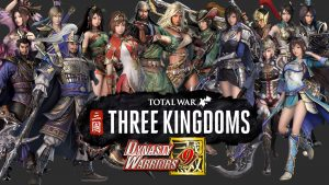 Мод персонажей Total War - Dynasty Warriors 9 для Total War Three Kingdoms