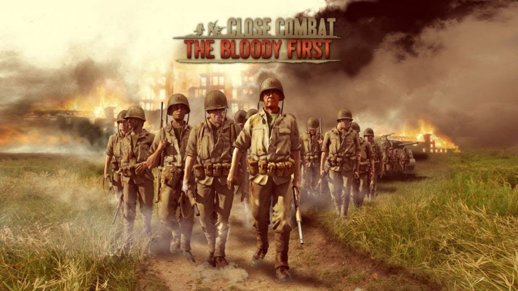 Close Combat The Bloody First