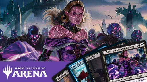 Get Your Liliana's Legion Deck!