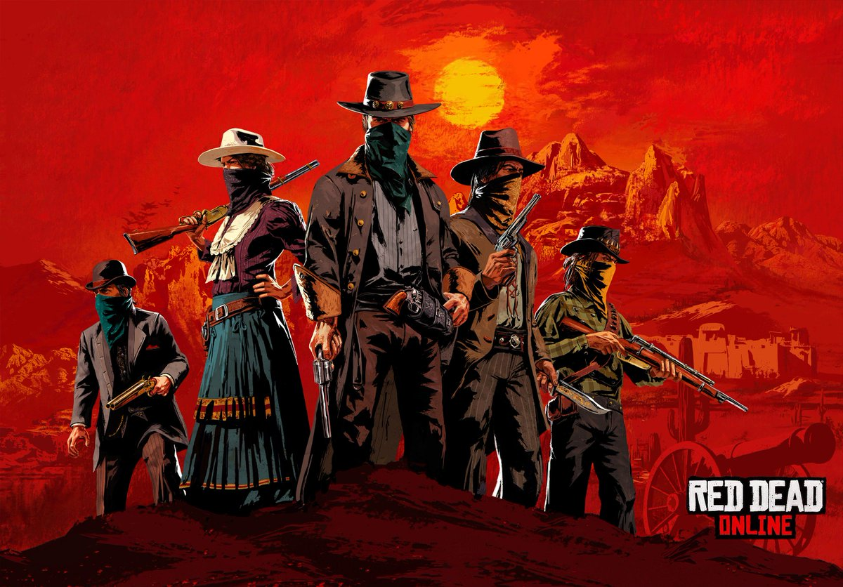 Red Dead Online twich prime