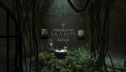 Unofficial Patch (Rus) для Skyrim LE