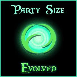 Party Size Evolved