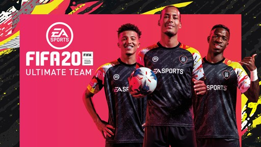 Twitch Prime Pack FIFA 20