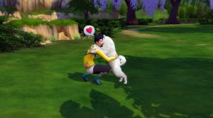 Мод Wicked Pets для Sims 4 (18+)