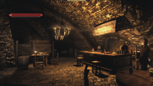 Мод SSE Thieves Guild HQ Overhaul RUS для Skyrim SE