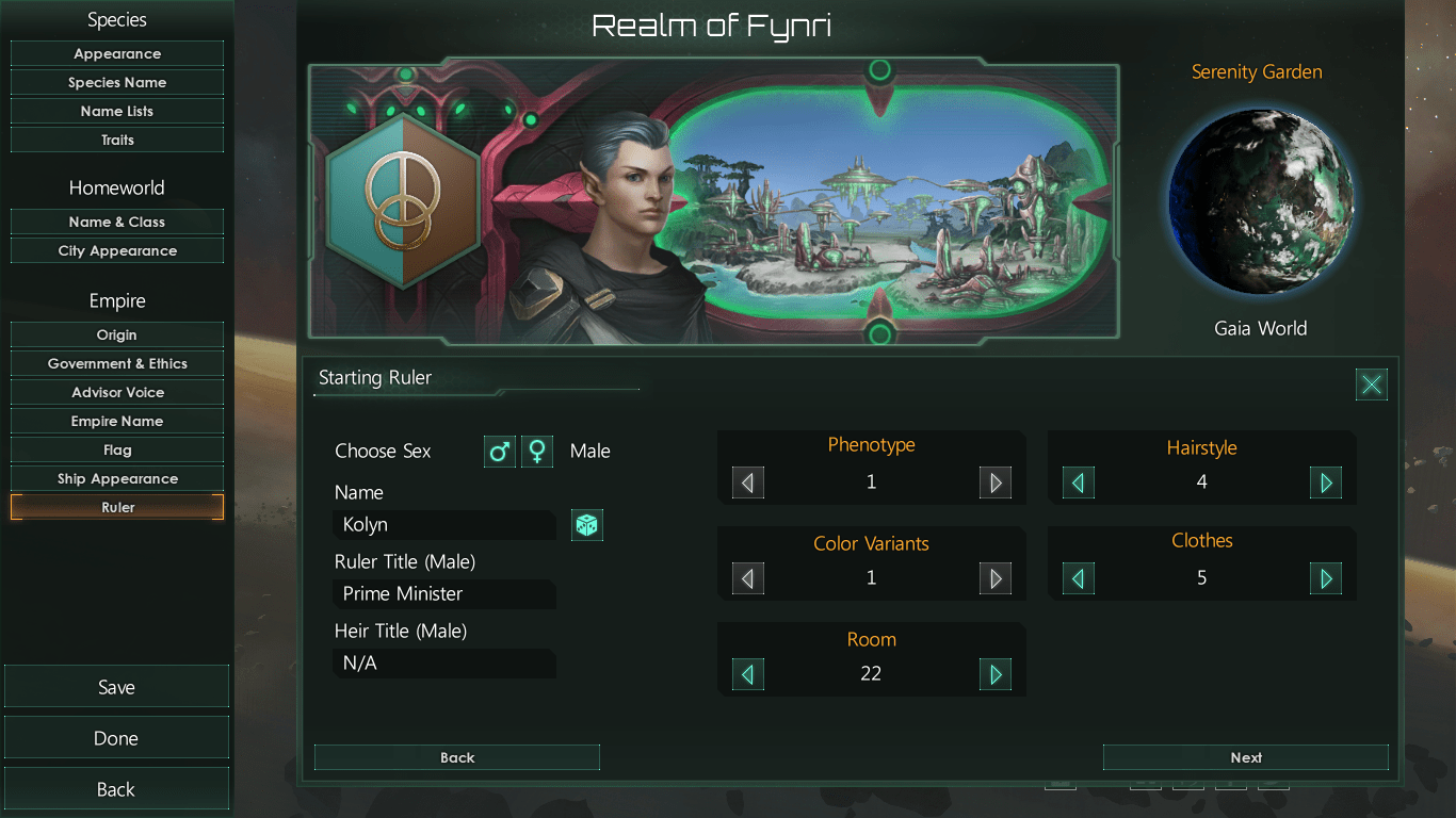 Мод The Zenith of Fallen Empires: FE Ships Start and Rooms для Stellaris