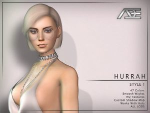 Ade - Hurray Style 1