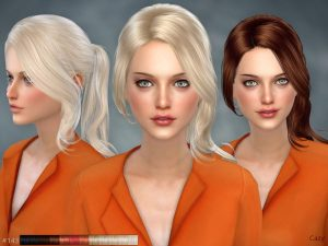 Unofficial Hairstyle – Sims 4 Conversion