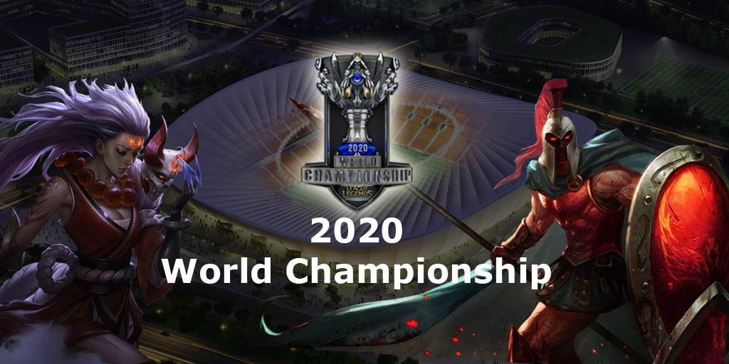 LoL World Championship 2020 – путь к финалу
