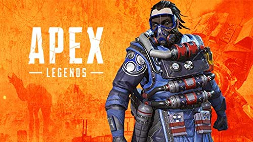 Apex Legends: Caustic Cold Blooded Skin